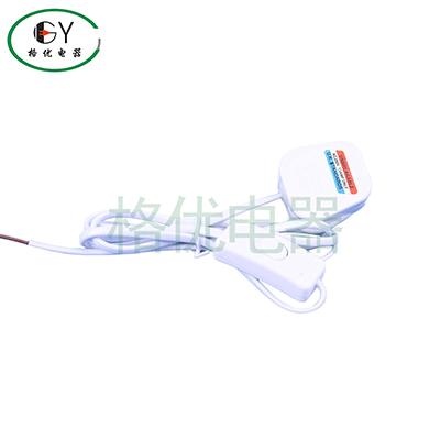 防水航空插头内心地带的厚度有一定要求,但不是很严格